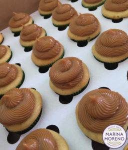 Cupcakes Personalizados - Cupcake de Doce de Leite
