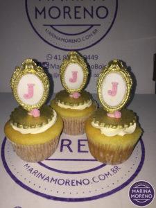 Cupcakes Decorados em Curitba